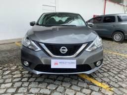 Nissan Sentra SV 2019 Automático na garantia.