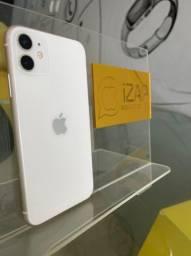 Título do anúncio: iPhone 11 256GB branco (seminovo )
