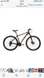 Bicicleta Houston Sky Aro 29