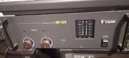 Potência Staner Mp420 Raridade