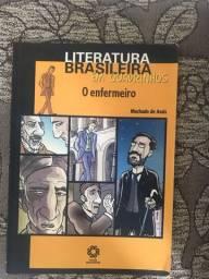 O enfermeiro literatura brasileira em quadrinhos