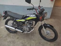 Cg 125 Today ## moto de leilão ##