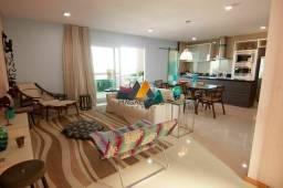 Título do anúncio: Apartamento com 164m2, 3 Suítes, 3/4 Vagas, Lavabo e Área de Lazer Completa.