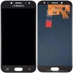 Tela / Display para Samsung J5 Pro - Melhor Preço do ES e Instalação em 30 Minutos!