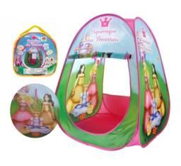 Título do anúncio: Toca Tenda Barraca Infantil Menina Princesa Lançamento Piquenique das Princesas