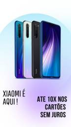 Celulares xiaomi note 8 RAM 4 64 gb