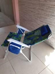Cadeira de Praia Novíssima