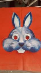 Máscara de coelhinho