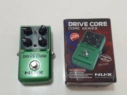 Pedal NUX TS9 Drive Core Boots top