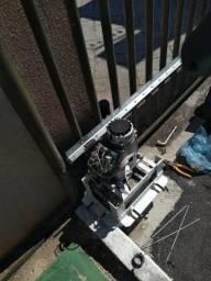 motor para portão. instalação e manutenção