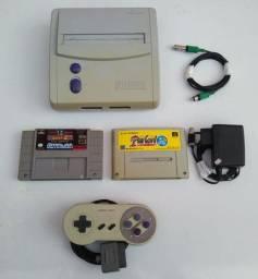 Super Nintendo Baby Completo!!