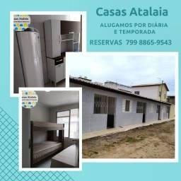 Casas Mobiliadas Por Diária