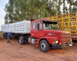 Caminhão Scania 112 330