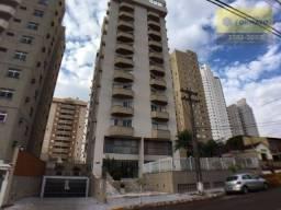 Apartamento Mobiliado com 1 dormitório para Venda e Locação, 54 m² - Centro - Campo Grande