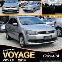 Volkswagen Novo Voyage City 1.6 2014 Completo
