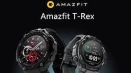 Amazfit T Rex Verde/Preto 6