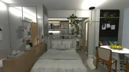Alugo apartamento na Ponta do Farol todo mobiliado