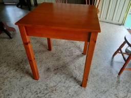 15 Mesas em madeira