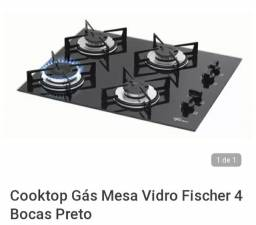 Vendo um cooktop novo