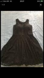 Vestidos!! Kit 3 vestidos semi novos