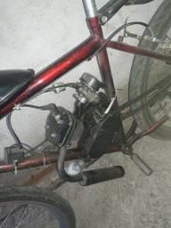 Título do anúncio: Bicicleta motoizada 80cc