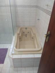 Banheira Ouro Fino com hidromassagem