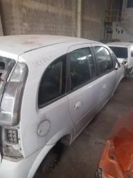 Peças de sucata de Chevrolet Meriva 2012