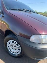 Vendo Fiat Palio Young Fire 1.0 2002/2002 Ar Cond Original Fábrica