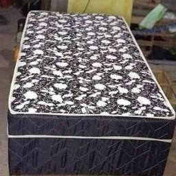 Cama Box solteiro direto da fábrica