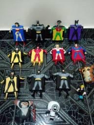 Lote brinquedos Mc Donalds.