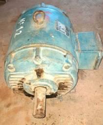 Motor de Indução Trifásico Búfalo 75cv