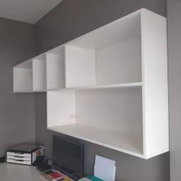 Nicho / estante/ para livros/ decoração novo MDF