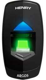 Controle De Acesso Biométrico Argos Henry
