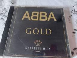 Cd ABBA gold melhores sucessos