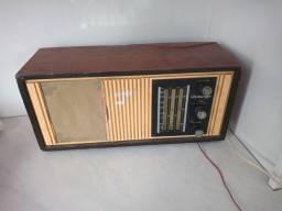 Rádio antigo Funcionando