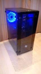 Pc Gamer I3 8100 + Gtx 970 + Ssd 240gb (Apenas Venda)