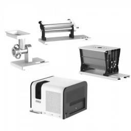Masseira + cilindro + Laminador + moedor + embutidor // Anodilar 220V pronta entrega