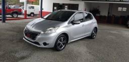 Peugeot 208 1.5 completo 2014