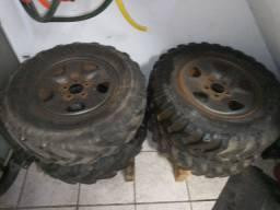 Pneus para jeep willy