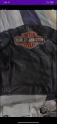 Jaqueta original couro Harley Davidson
