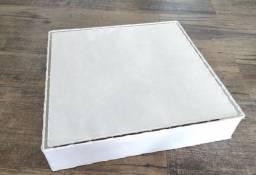 Conjunto de lustres papel arroz