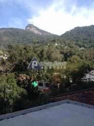 Casa em Condomínio à venda, 4 quartos, 2 suítes, 2 vagas, Cosme Velho - RIO DE JANEIRO/RJ