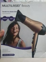Secador de cabelo novo 2000W
