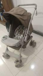 Carrinho de bebê Milano reversível 2 Galzerano