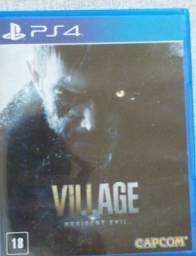 Residente Evil Village.