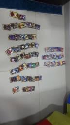 Card Game   76 Cartas Para Colecionar Clash Royale e Lego Batman