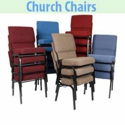 Cadeiras Alcochoadas Mega Promoção