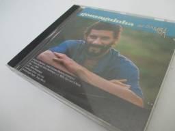 CD Gonzaguinha no Samba original com encarte - raridade!!