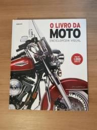 O Livro Da Moto Enciclopédia Visual