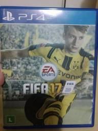 FIFA 17 PS4 Mídia física